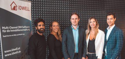 Millionen-Investment von PrimeCrowd für Wiener Startup iDWELL