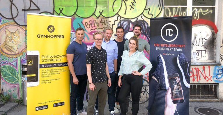 Das Wiener Sport-Startup myClubs kauft Gymhopper