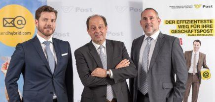 sendhybrid am Weg zum Exit: Post kauft aws-Anteile von Grazer Startup