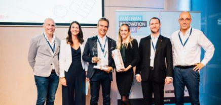 NÖ-Startup greenbird holt ICEBERG innovation leadership award 2018