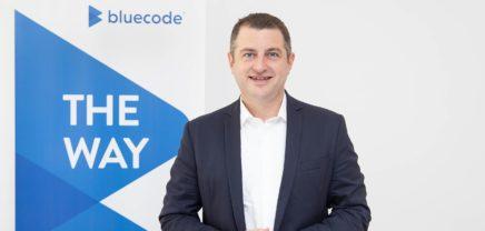 Bluecode CEO Christian Pirkner