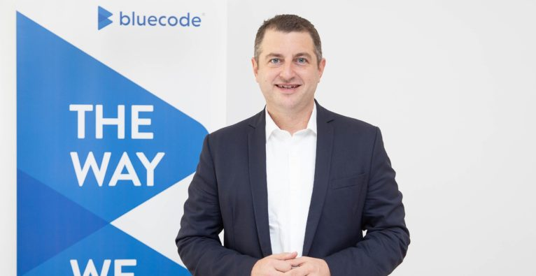 Bluecode CEO Christian Pirkner