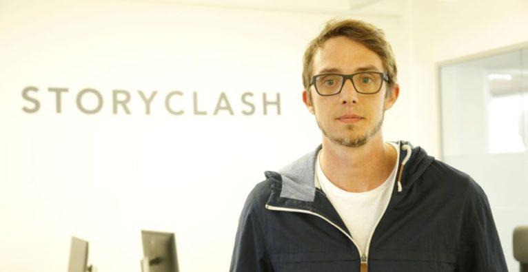 (c) Storyclash Gründer Andreas Gutzelnig.