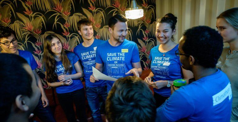 climate KIC: Impression vom letztjährigen Climathon in Zürich