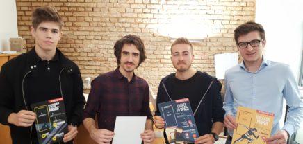 """Wiener Startup Interactive Paper: """"Bestes Kommunikationsmittel der Welt"""""""