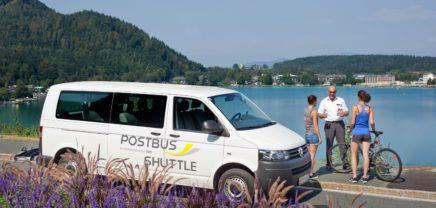 Postbus auf Zuruf: Die ÖBB testen Verkehrsinnovation in Kärnten