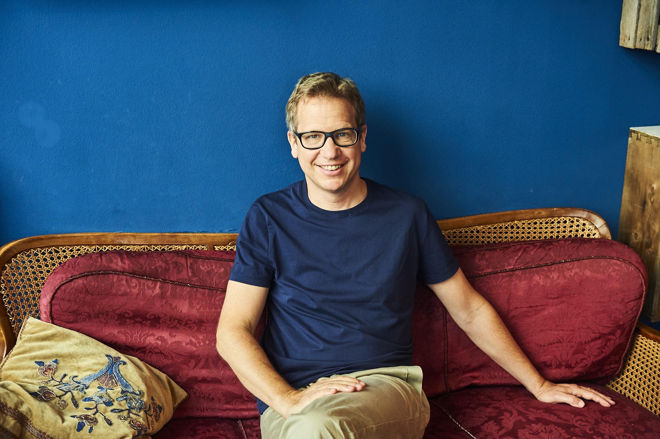 Startup-PR-Spezialist Thomas Reiter