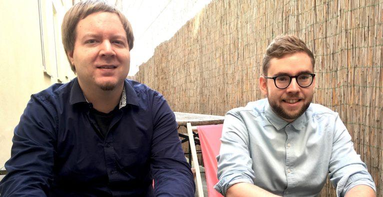Unite, Franz Wilding, Stefan Kamsker, SaaS, Startups, Open Source