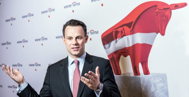 Christoph Boschan, CEO Wiener Börse - Einfacherer Börsenzugang für Startups und KMU - Öffnung des dritten Markts