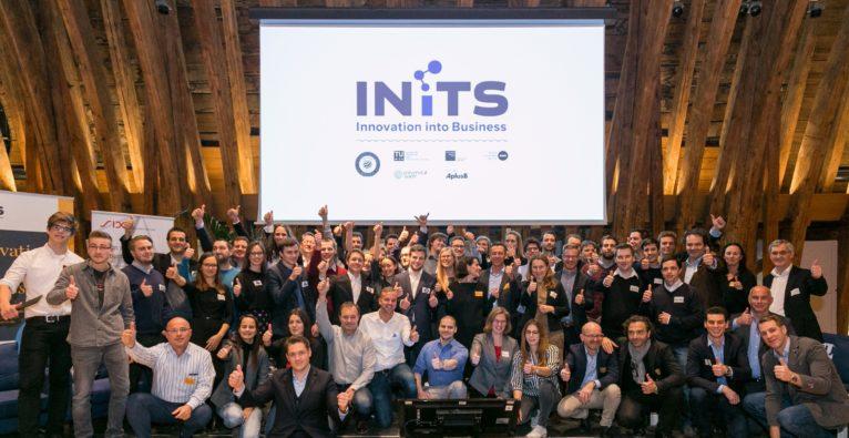 INiTS - Startup-Erfolgsgeschichten - Startup Camp Demo Day