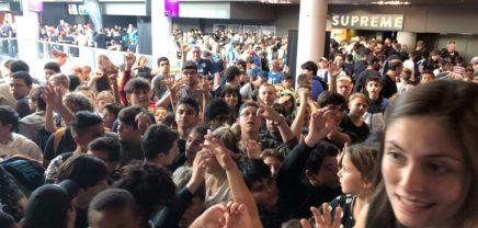 ESF-Gründer locken mit einzelnem Videospiel 5000 BesucherInnen an