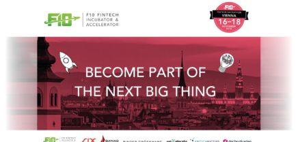 F10 FinTech Hackathon Vienna – Querdenker gesucht