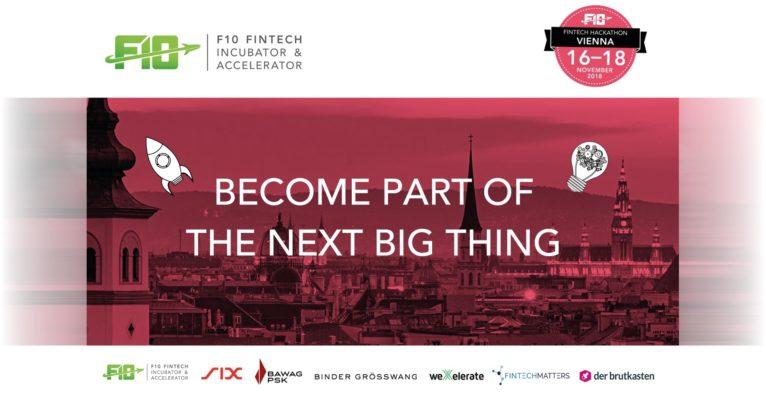 F10 FinTech Hackathon Vienna