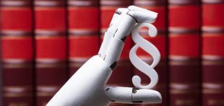 Future-Law: Wie Technologie den Rechtsbereich verändert