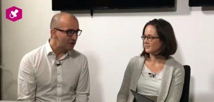"""""""Ein bisschen wie Parship"""" – Tina Deutsch und Nikolaus Schmidt von Klaiton"""