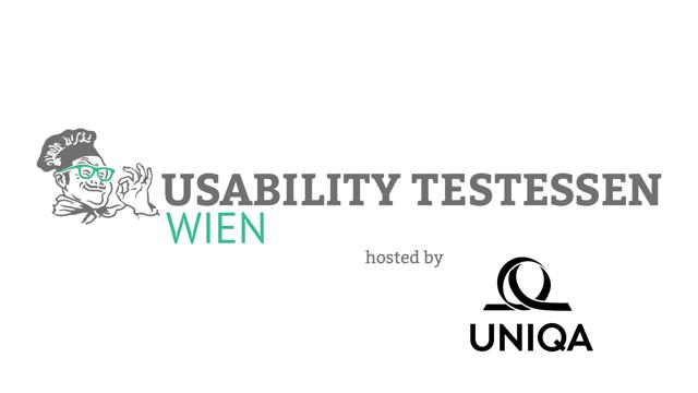 Usability Testessen UNIQA
