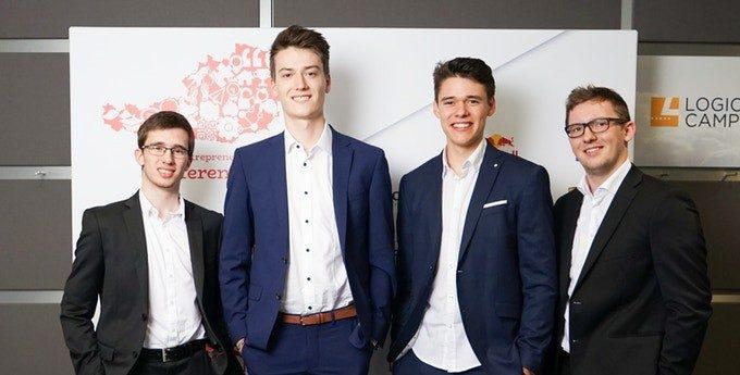Verse Smartmirror: Das Gründer-Team