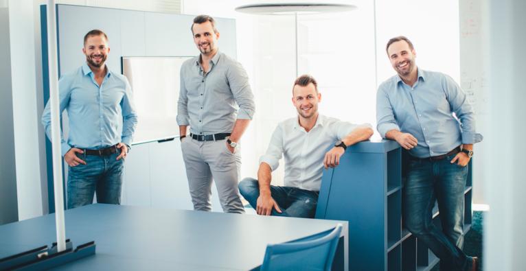 Beim 360 Lab Accelerator können Startups bis zu 1 Million Euro Finanzierung erhalten.