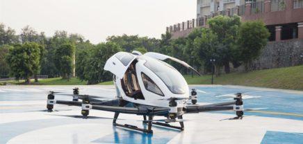 EHang: Chinesischer Flugtaxi-Pionier holt sich Expertise aus dem Innviertel