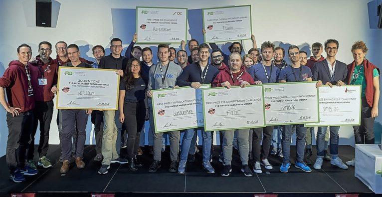 F10 Fintech Hackathon