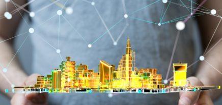 Die Smart City in fünf Jahren: fliegende Taxis und eine Stadt ohne Stau