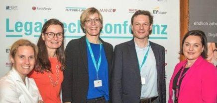 Wiener Legal Tech Konferenz 2018 stand im Zeichen von Praxis & Tools