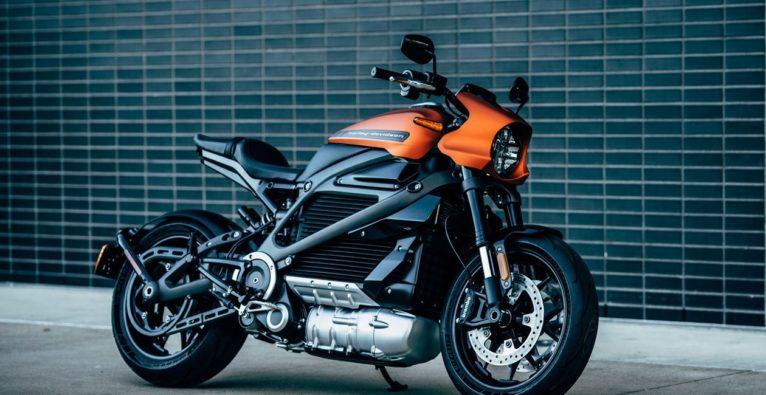 Harley Davidson, LiveWire
