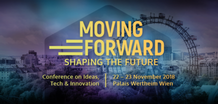 5 kostenlose Tickets für die Moving Forward Conference Vienna