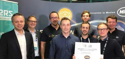 Industry 4.0 Hackathon: Craftworks konnte Miba AG mit AI-Tool überzeugen