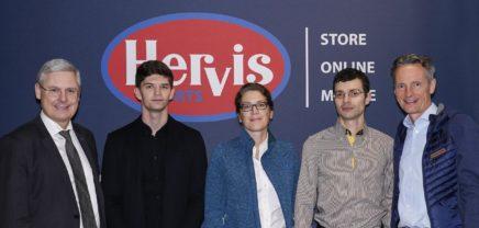 Hervis als neuer WeXelerate-Partner: Projekte mit 4 Startups gestartet