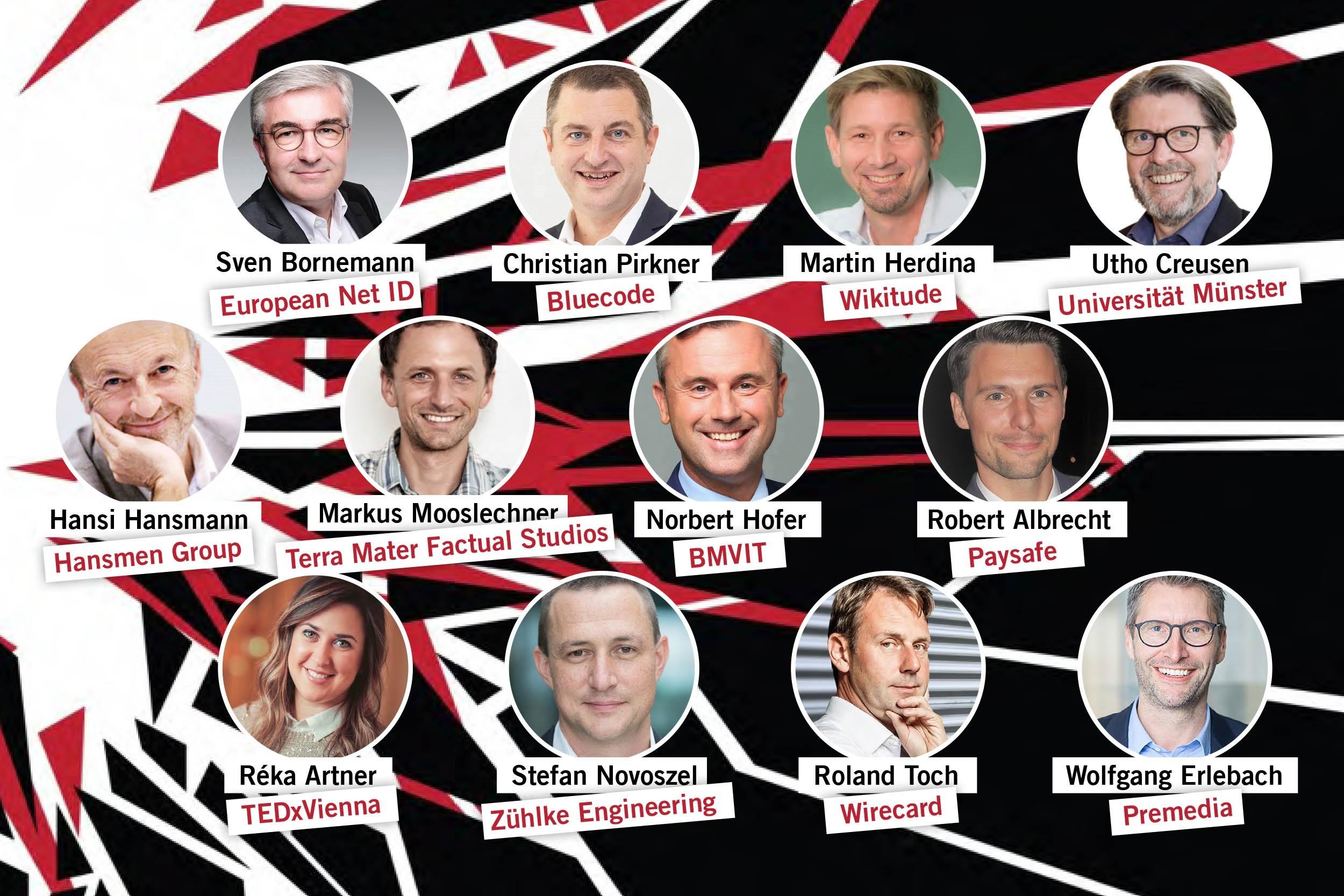 Tech Day 2018 Handelsverband - Speaker