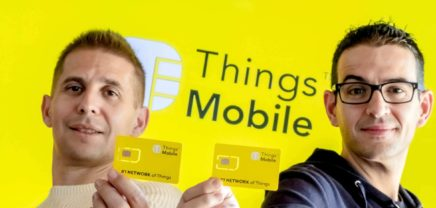 Things Mobile: globaler Mobilfunkanbieter mit Flatrate für IoT