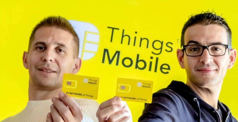 Things Mobile bietet einen Flatrate-Tarif für IoT-Geräte.