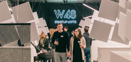 W48: Coworking-Space mit Fitnesscenter eröffnete in Hernals