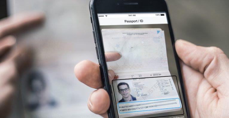 Anyline: Die AI-basierte Texterkennung auf Ausweisen spielt eine zentrale Rolle im Projekt mit Swisscom.