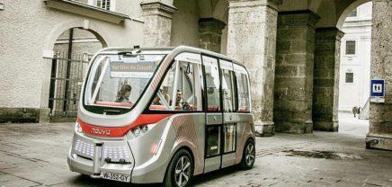 Aktionspaket des BMVIT: 65 Mio. Euro für automatisierte Mobilität