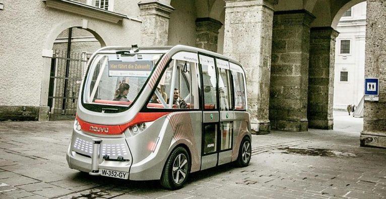 Aktionspaket automatisierte Mobilität