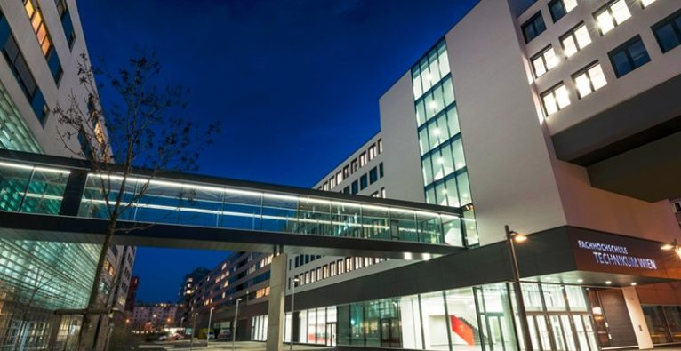 Autonomes Fahren an der FH Technikum Wien