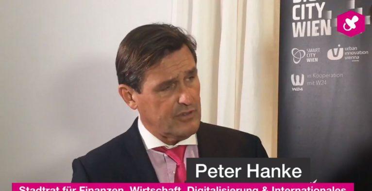 Stadtrat Peter Hanke im Interview