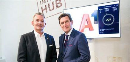 A1: 400.000 Wiener Haushalte sollen in den nächsten drei Jahren Gigabit-Internet bekommen
