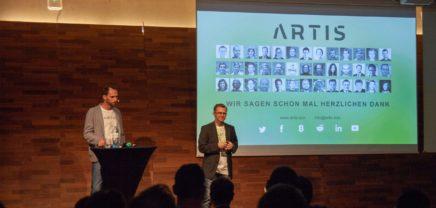 """Grazer Blockchain-Startup Artis: """"1000 mal günstiger als Ethereum"""""""