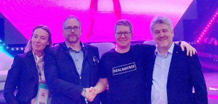 DealMatrix und areasix vereinbaren strategische Zusammenarbeit