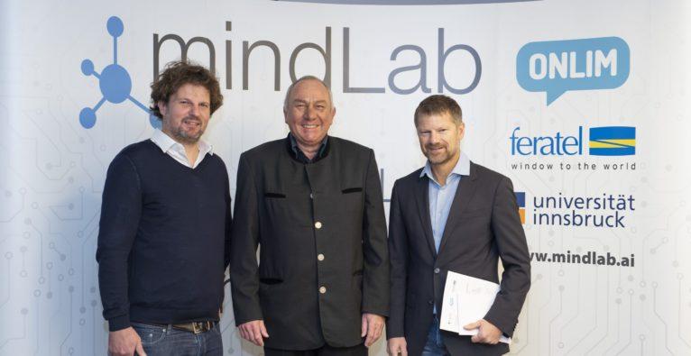 MindLab - neue KI-Forschungseinheit in Innsbruck von Uni Innsbruck, Feratel und Onlim