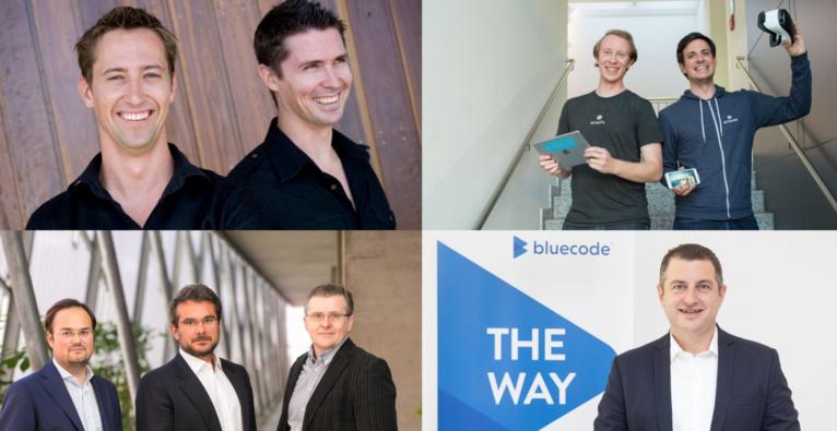Die größten Investments in österreichische Startups 2018