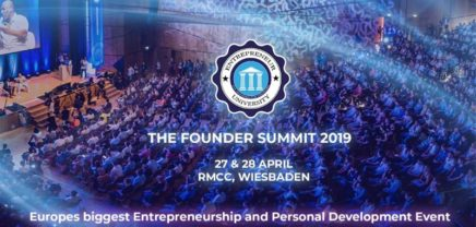Entrepreneur University – The Founder Summit 2019