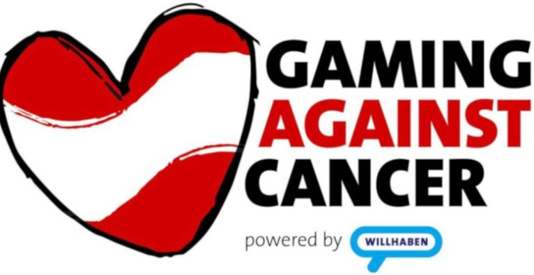 Gaming against Cancer by willhaben