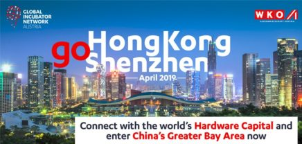 CALL: goHongKong&Shenzhen 2019