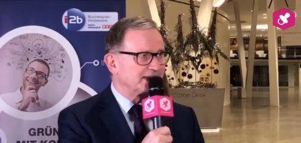 Interview mit Karlheinz Kopf, Generalsekretär der Wirtschaftskammer Österreich