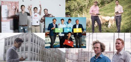 Newcomer: Diese 55 Startups wurden 2018 in Österreich gegründet