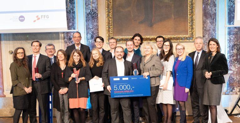 Phönix 2018, Österreichischer Gründerpreis, Startups, Startup